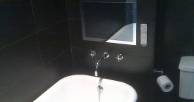 TV, Tiling and Bathroom installation in Reading